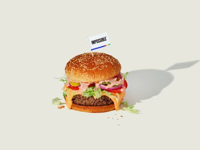 The Impossible Whopper Arrives at Over 100 Burger King