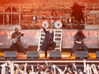 Slipknot Will Release Its Own Iowa-Made Whiskey | Food & Wine