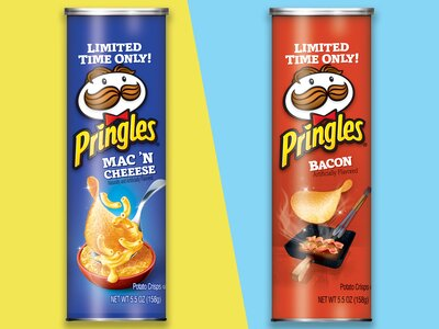 These Two Pringles Flavors Are Exclusively at Dollar General