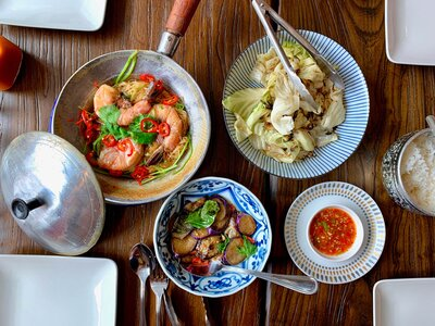 Some Of The Best Thai Food In Philadelphia Is At The Italian