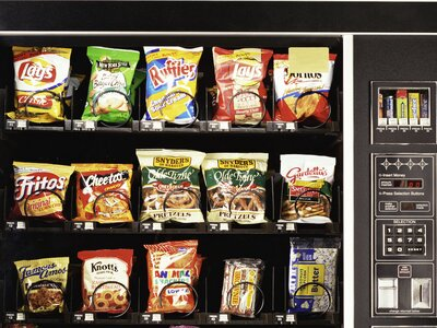 CIA Contractors Hacked Vending Machines and Stole $3,000 in Snacks