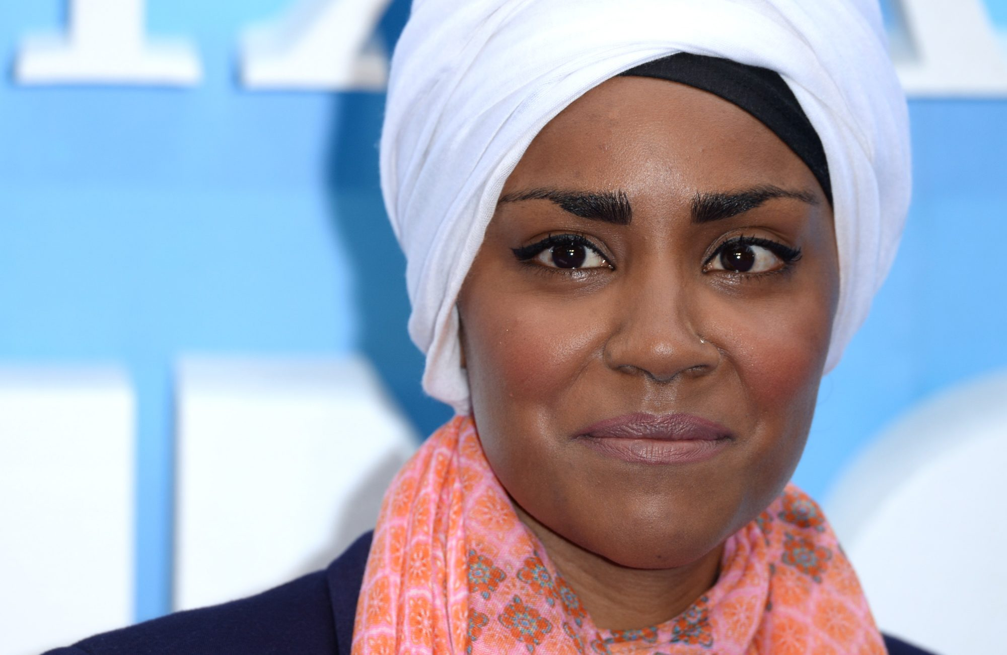 LONDON, ENGLAND - JULY 10: Nadiya Hussain attends the UK Premiere of 'Finding Dory' at Odeon Leicester Square on July 10, 2016 in London, England.