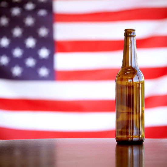 We're doing almost four of these a week. USA! USA! © iStockphoto