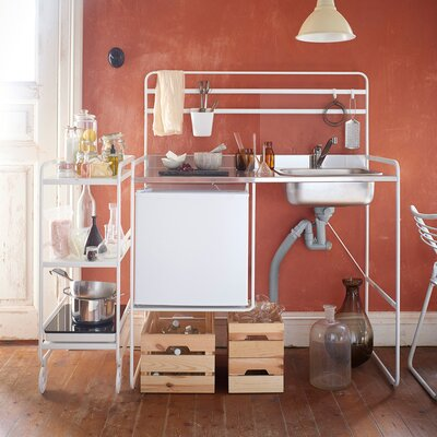 Ikea Is Selling a $169 Mini Kitchen for Small Apartments ...