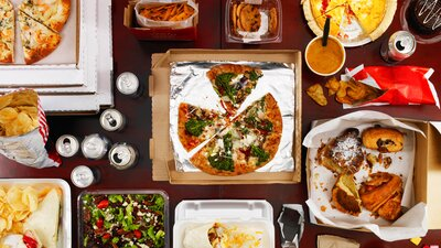 How Food Delivery Apps Have Changed L A  | Food & Wine