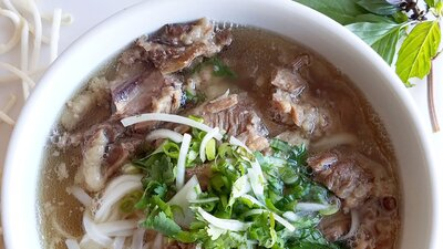 L A 's Best New Bowl of Pho Is Off-Menu | Food & Wine
