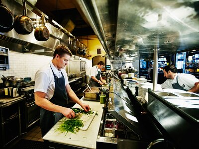 Jobs In The Restaurant Industry Are Booming Food Wine