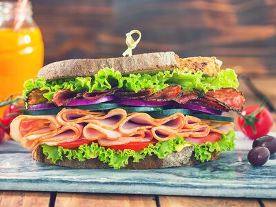 How to Make a Better Sandwich According to Reddit | Food & Wine