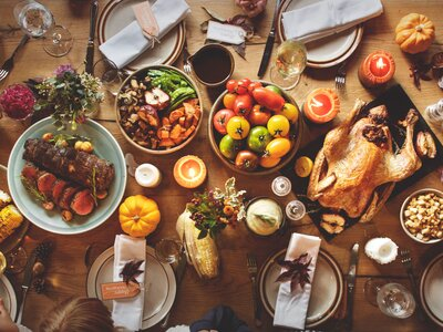 Thanksgiving Decorating, Tablescapes and, Centerpiece Tips ...