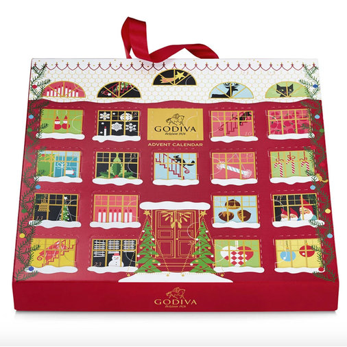 2019 Christmas Chocolate Advent Calendar