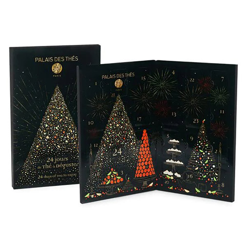 Palais des Thes Holiday 24-Piece Tea Advent Calendar