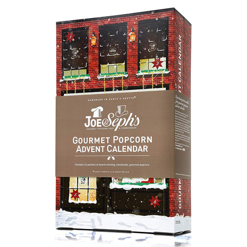 Joe & Seph's Popcorn Advent Calendar 2019