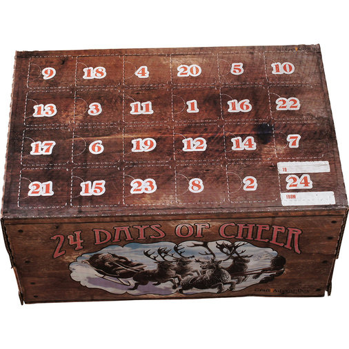 Vintage Crate Craft Beer Advent Calendar