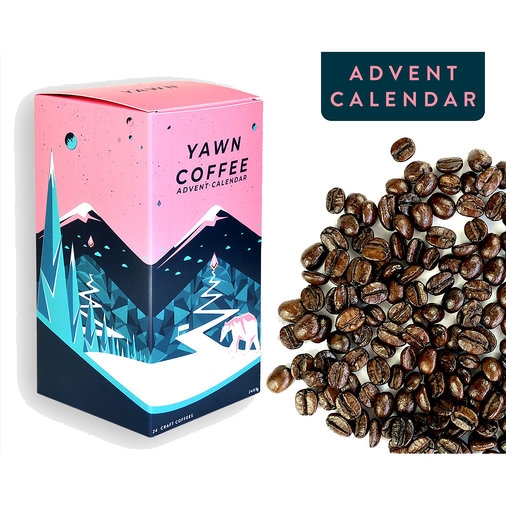 2019 Coffee Advent Calendar by Yawn