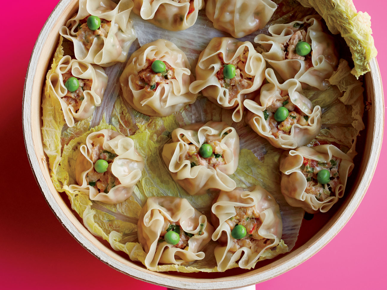 Pork and Shrimp Shumai