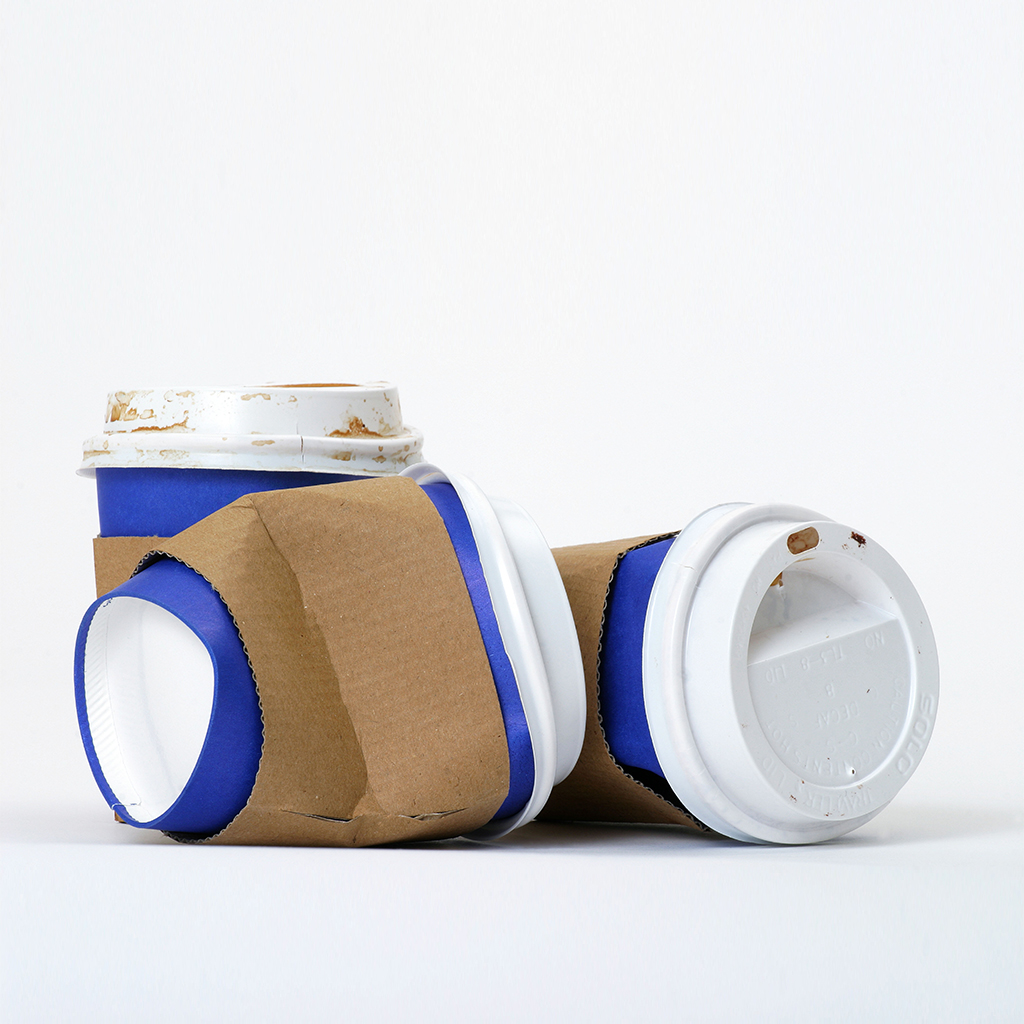 FWX USED COFFEE CUPS
