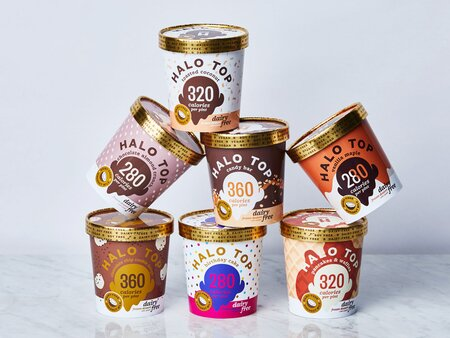 New Vegan Halo Top Flavors