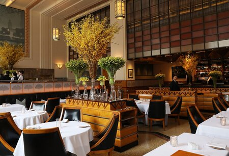 These Are Nyc S Michelin Starred Restaurants For 2019 Food Wine