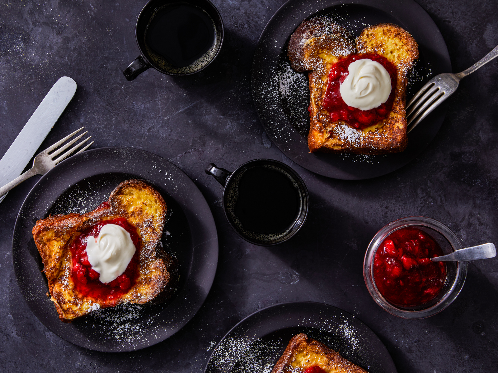 Cannabis-Infused Brioche French Toast Recipe