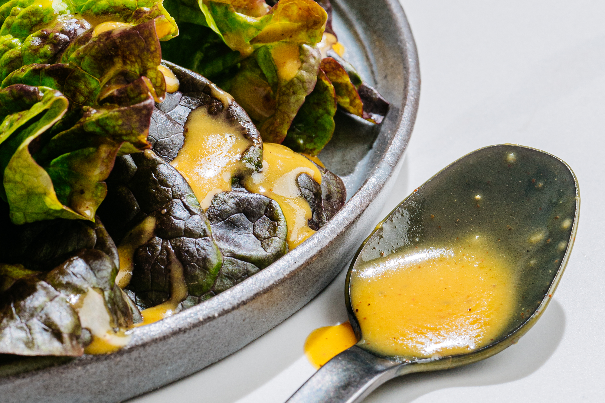 Sweet and Tangy Mustard Dressing
