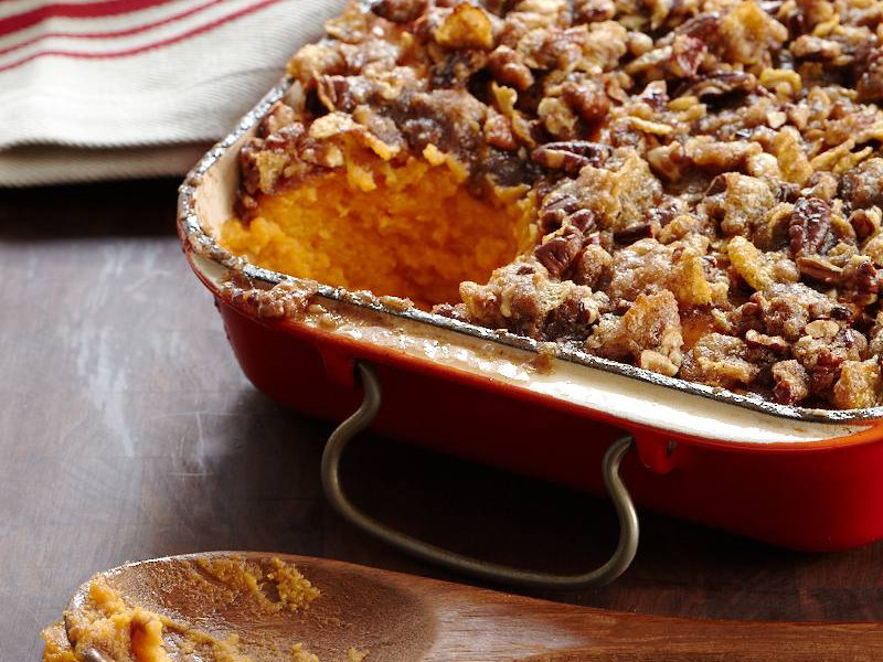 Sweet Potato Casserole Recipe Food Wine