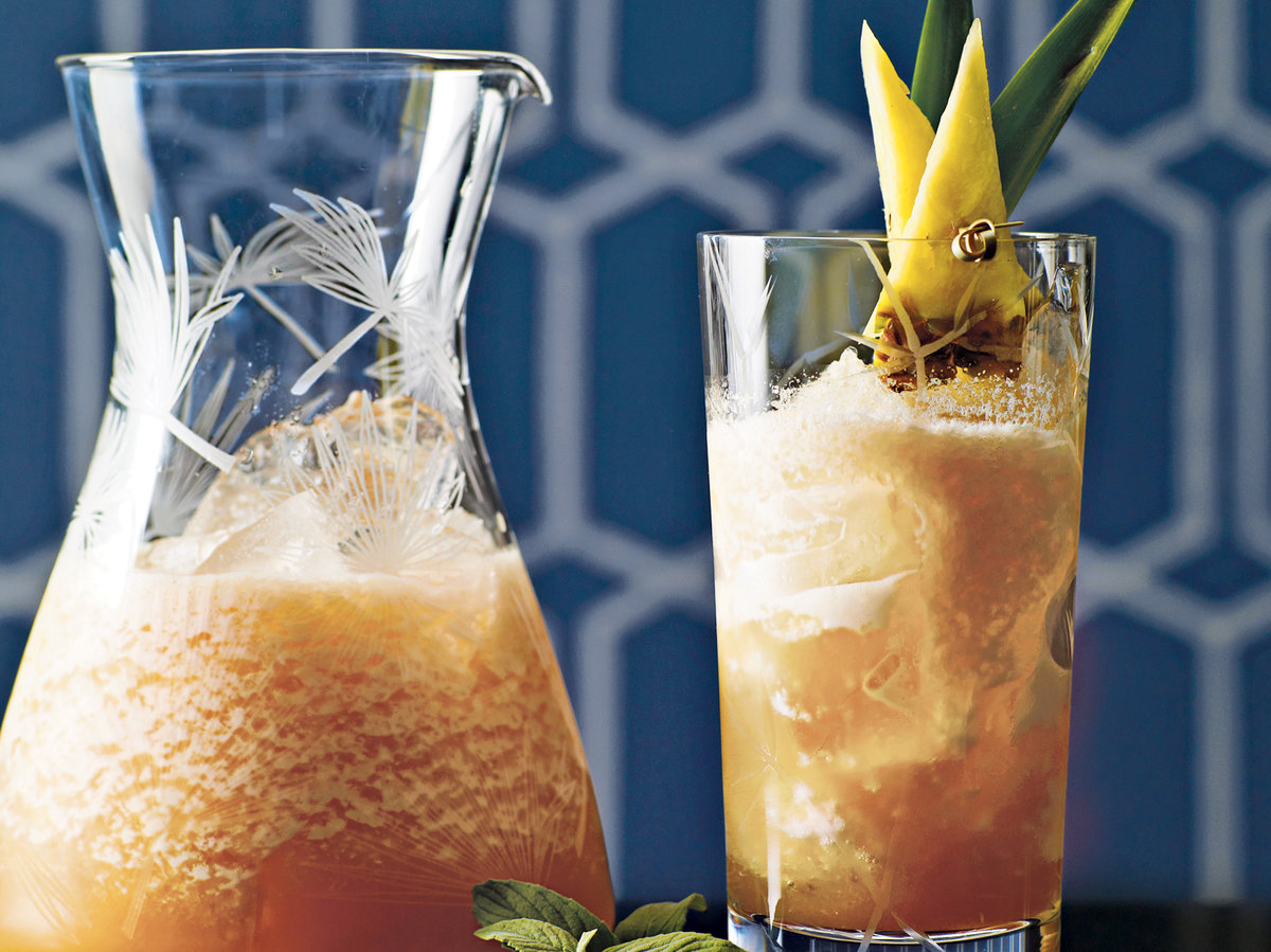 Day 11: Colonel Beach's Plantation Punch