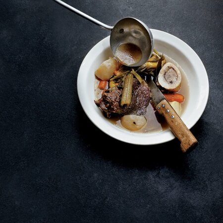 Classic Pot Au Feu Recipe David Duband Food Wine