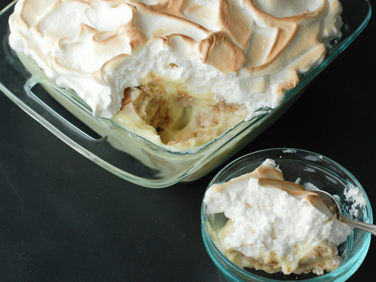 North Carolina: Banana Pudding