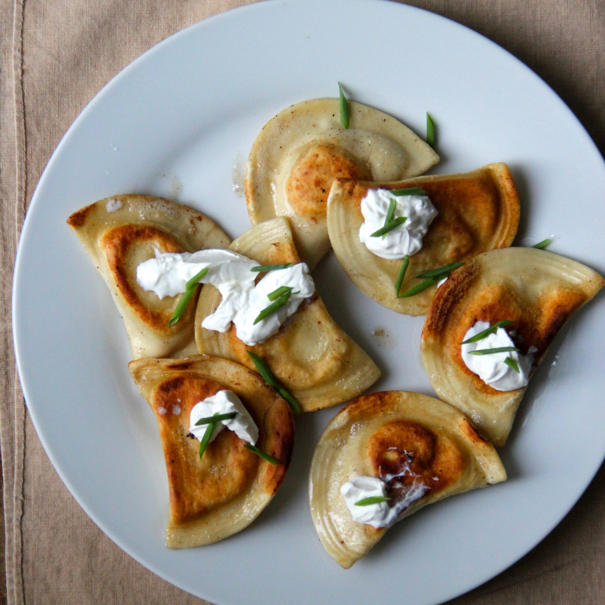 March 18: Pierogi