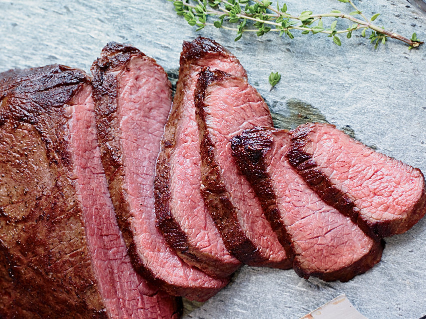 Seared Sous Vide-Style Tri-Tip Recipe | Food & Wine