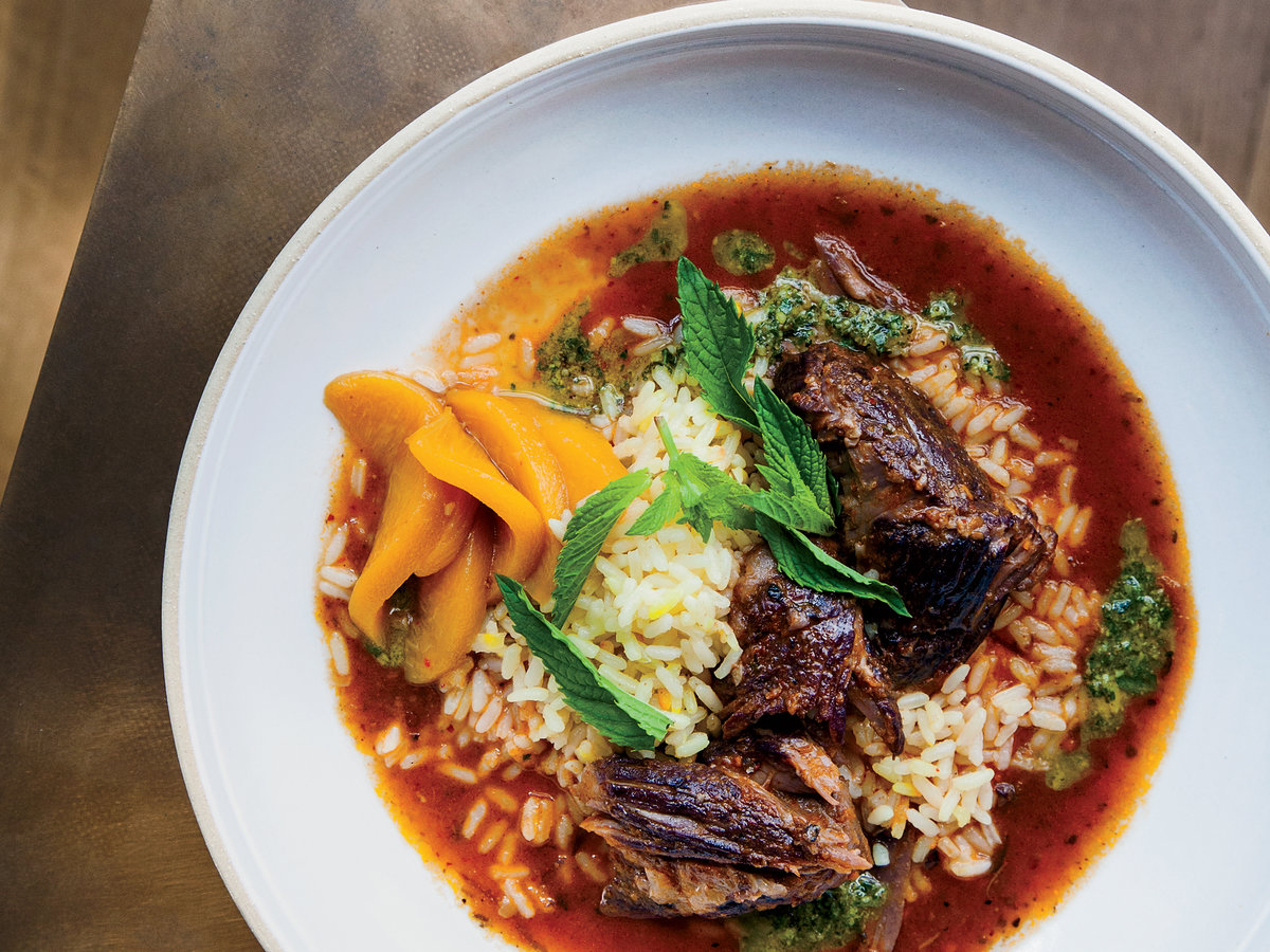 original-201410-r-red-wine-braised-lamb-with-saffron-rice-mint-pistou-and-pickled-peaches.jpg