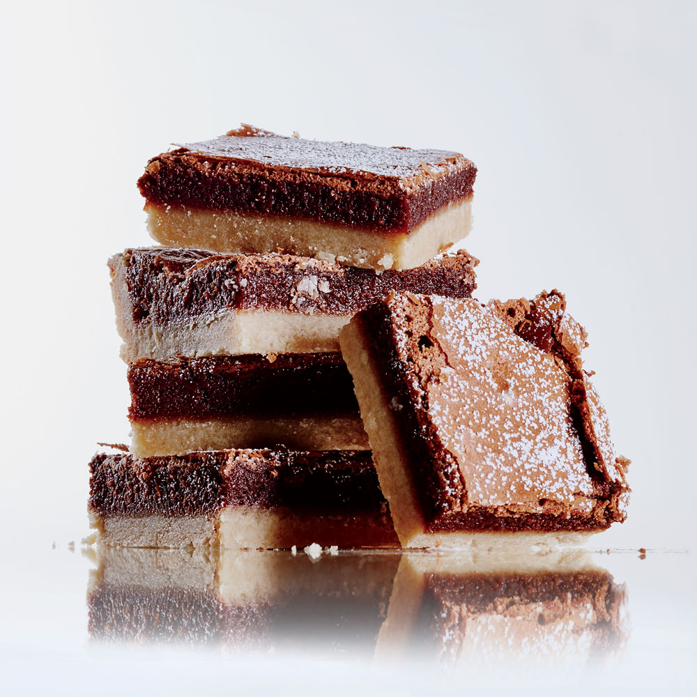 Chocolate Espresso Pie Bars