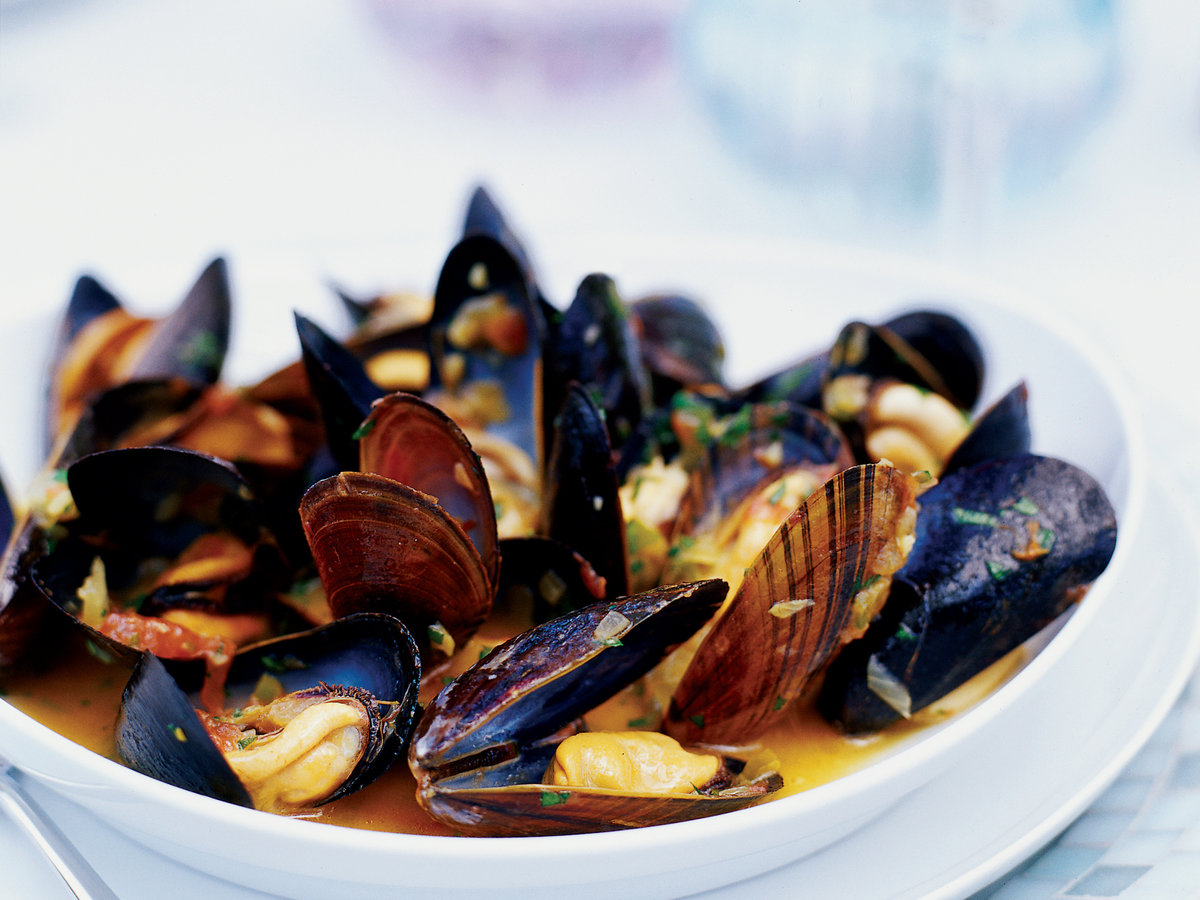 Mussels in Sailor's Sauce