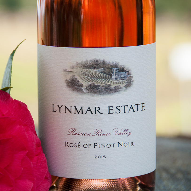 Lynmar Estate Rose Wine
