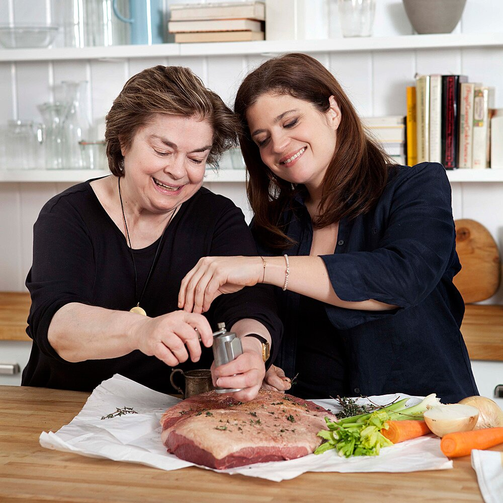 15 Chefs Reveal the Best Cooking Advice They Got from Their Moms