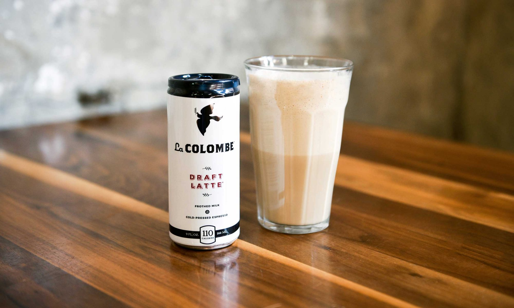 La Colombe Canned Nitro Latte image