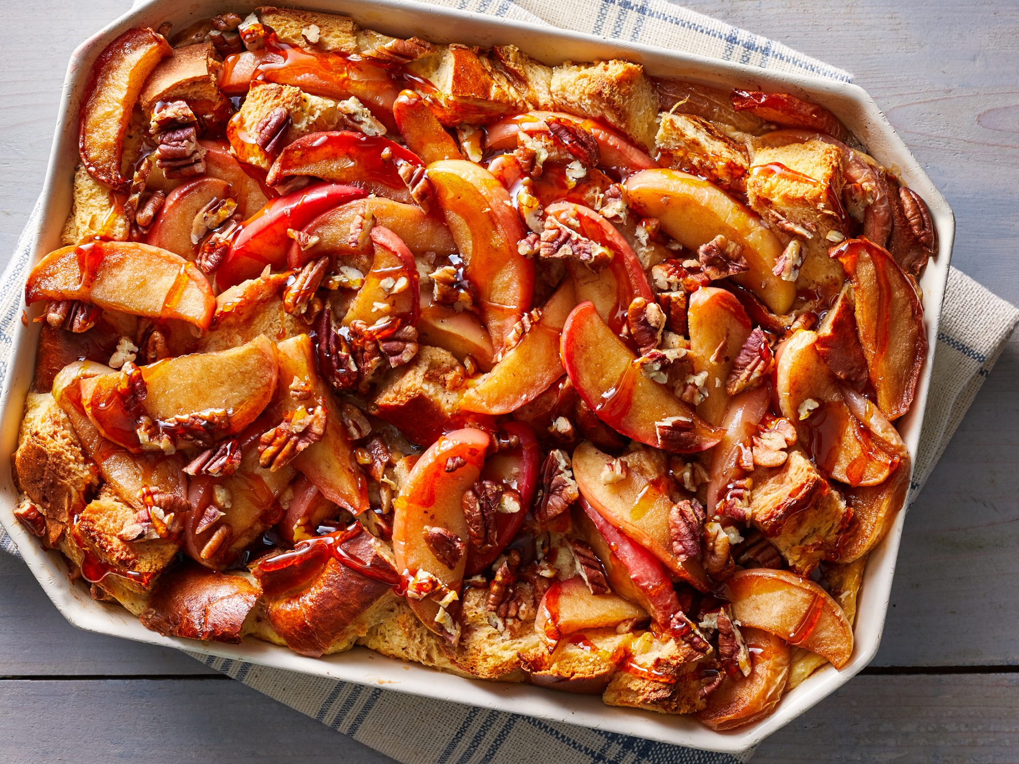Apple Pie French Toast Casserole image