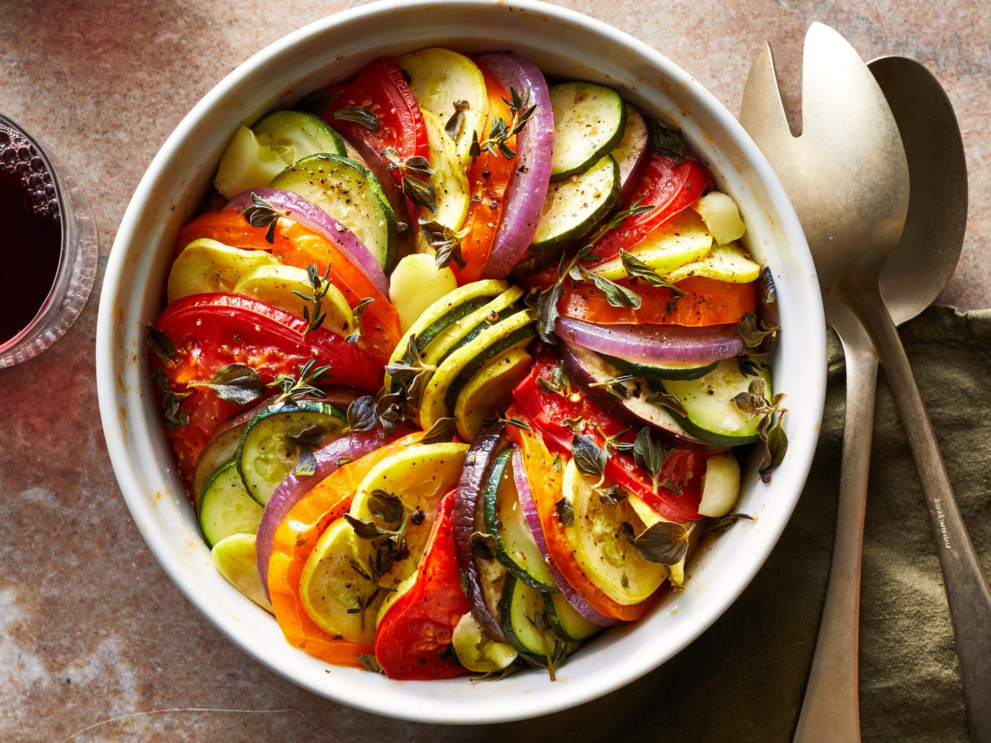 Instant Pot Summer Ratatouille image
