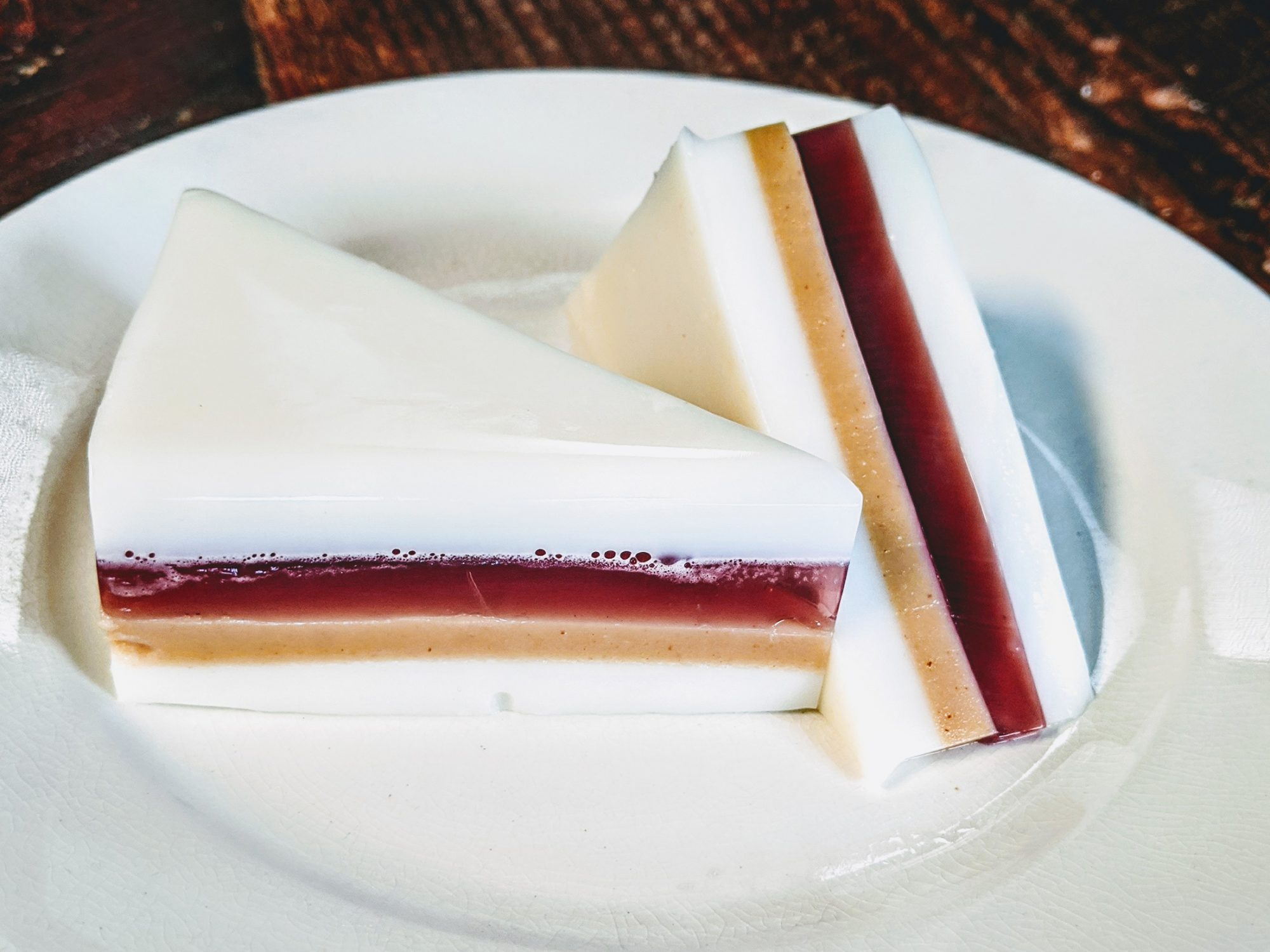 Smooth Peanut Butter-And-Jelly Sandwich image