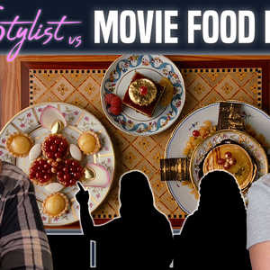 Food Stylists Review Movie Foods