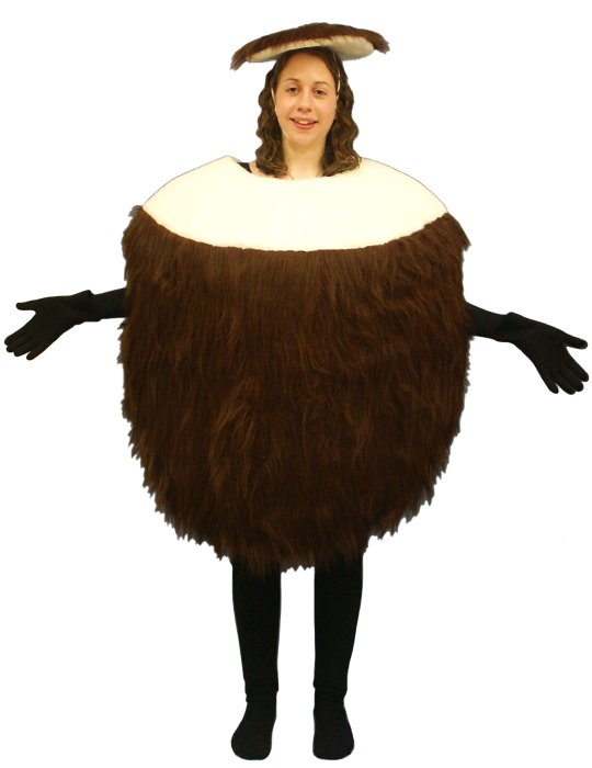 Halloween Jello Shots Coconut Costume