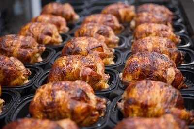 Why You Shouldn't Buy the Whole Roasted Chicken From Costco | MyRecipes