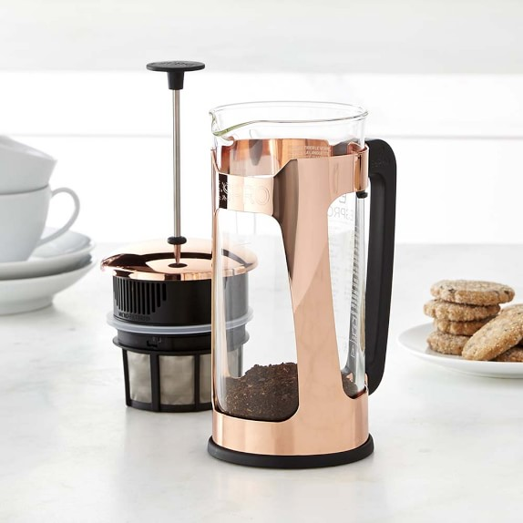 Espro P5 Glass French Press, Copper