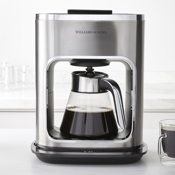 Williams Sonoma Signature Touch 12-Cup Glass Coffee Maker