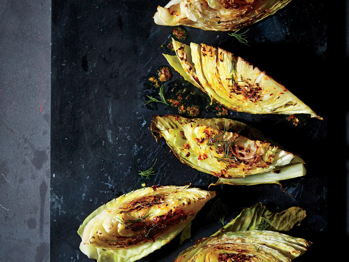 CK- Cabbage Wedges