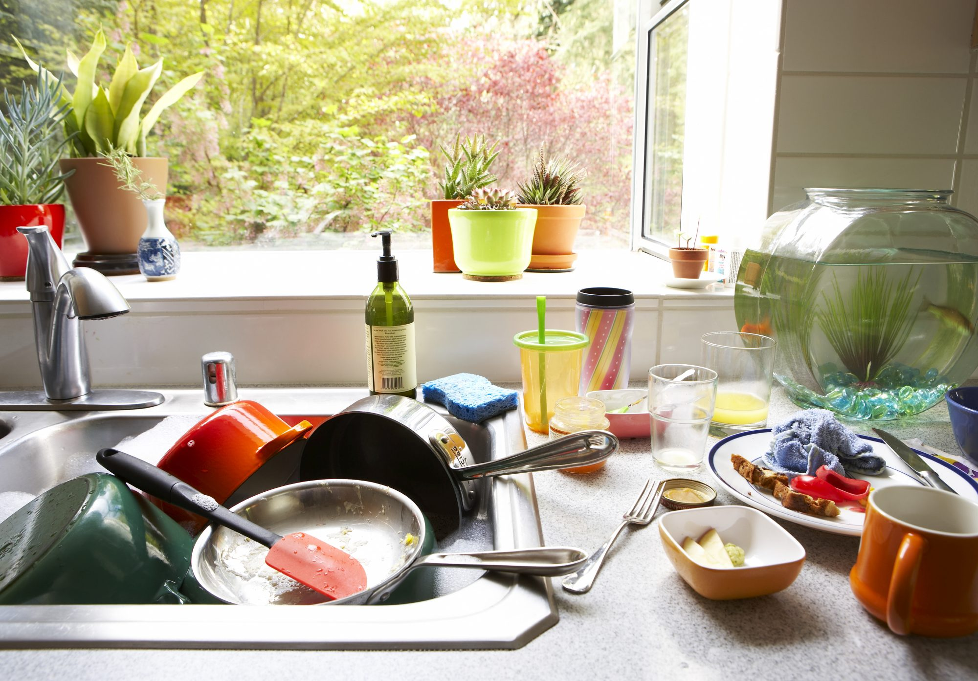 How Not to Have Your Kitchen Be a Hot Mess