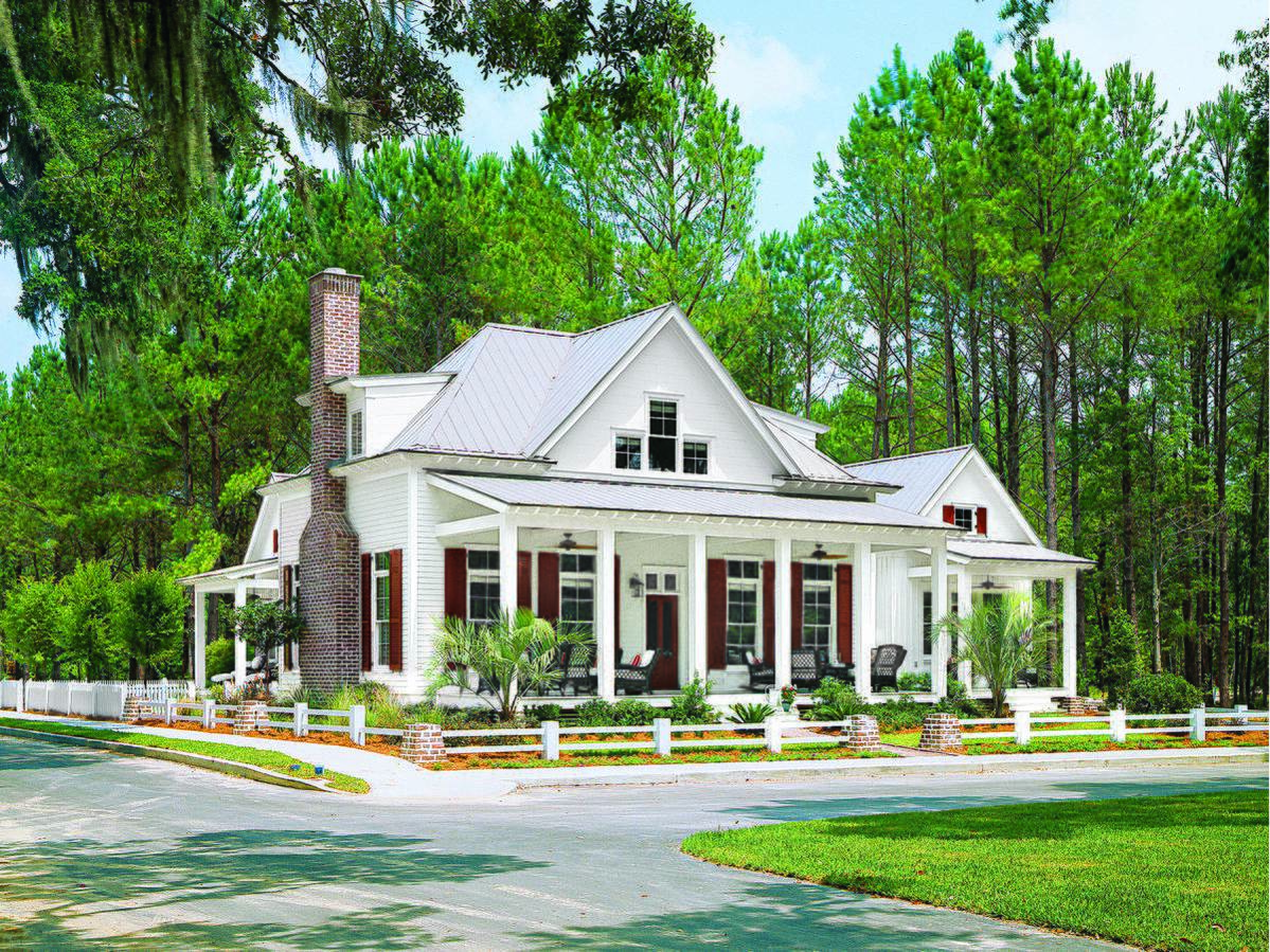 This Is the Ultimate House Plan for Entertaining image