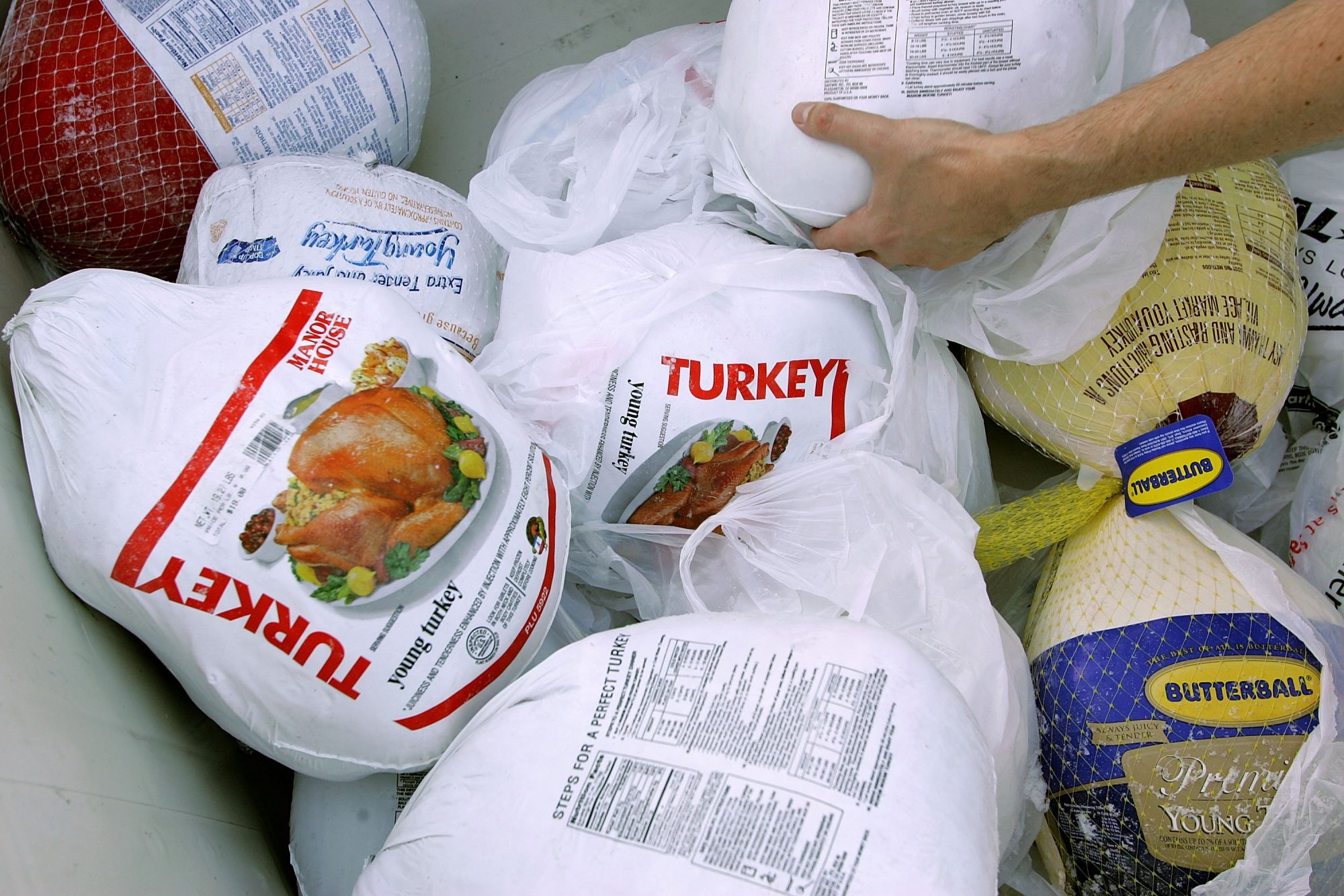 How (Exactly!) to Pick Out the RightThanksgiving Turkey