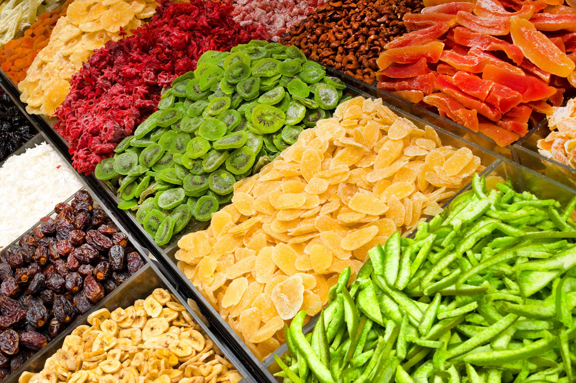 Dried Fruits Getty