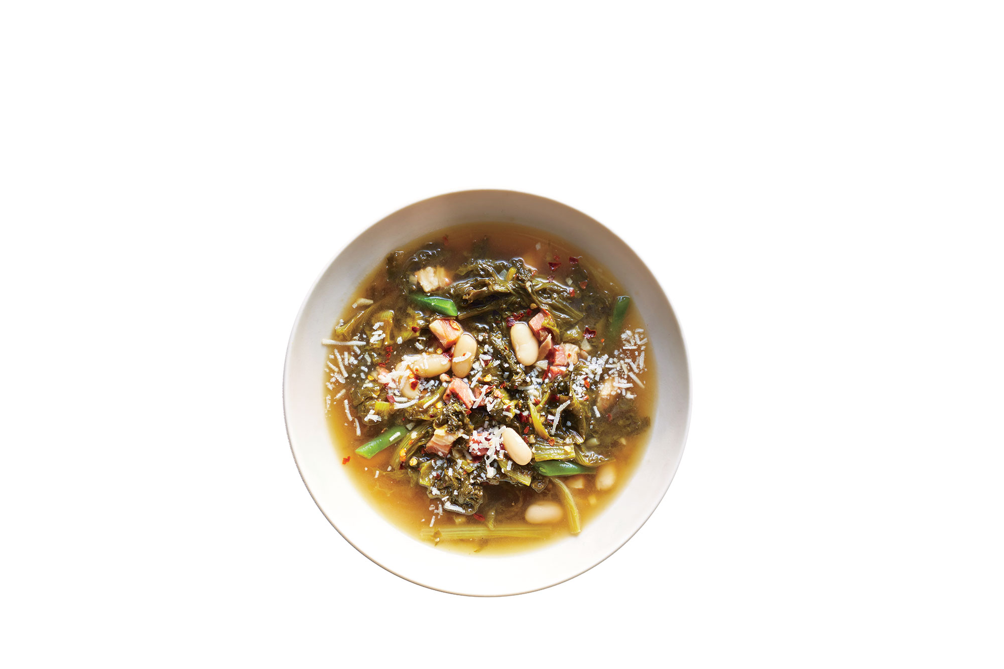 Beans-and-Greens Soup